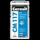 Клей для плитки из природного камня Ceresit СМ 117 (25 кг)